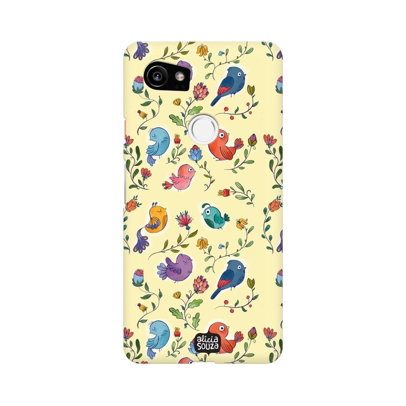 Little Birdie - Google Pixel XL 2 Phone Cover - Alicia Souza
