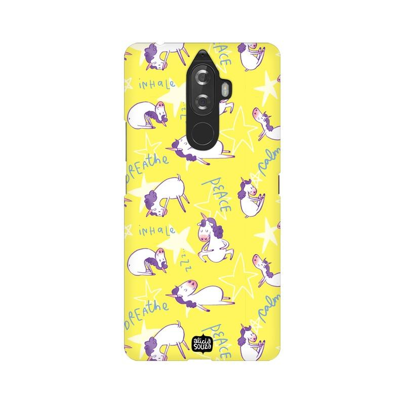 Yoga Unicorn - Lenovo K8 Note -  Phone Cover - Alicia Souza