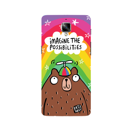 Possibilities - One Plus 3 - Phone Cover