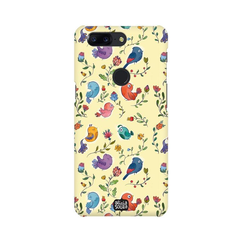 Little Birdie - OnePlus 5T Phone Cover - Alicia Souza
