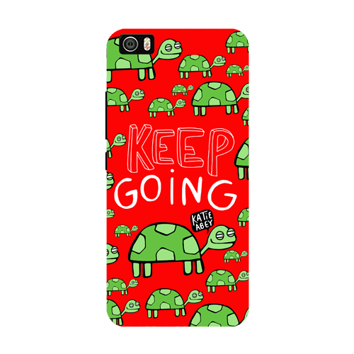 Keep Going - XIAOMI MI 5 - Phone Cover