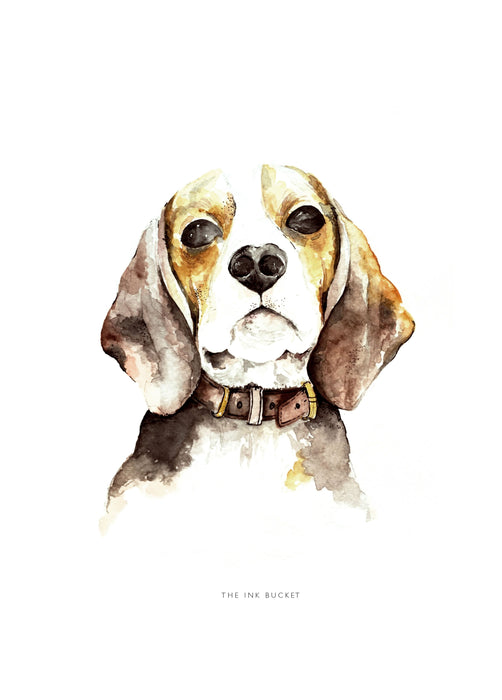 Beagle Wall Art