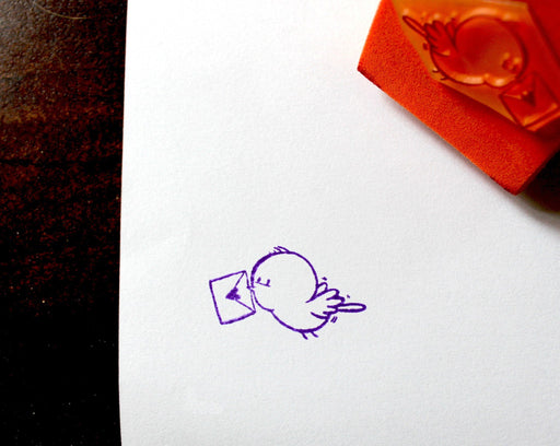 Birdy Letter Stamp