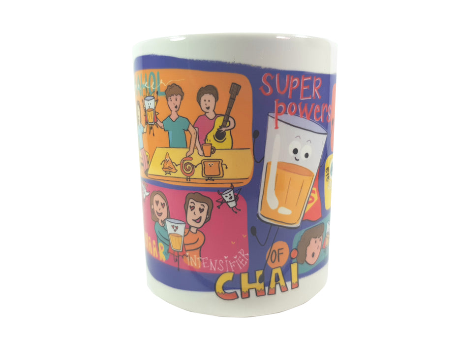 Super Powers of Chai