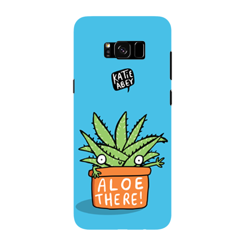 Aloe There - Samsung Galaxy S8 - Phone Cover