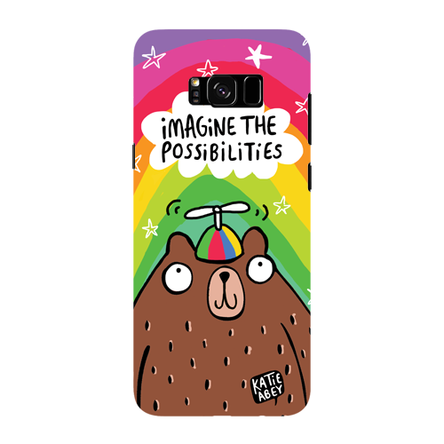Possibilities - Samsung Galaxy S8 - Phone Cover