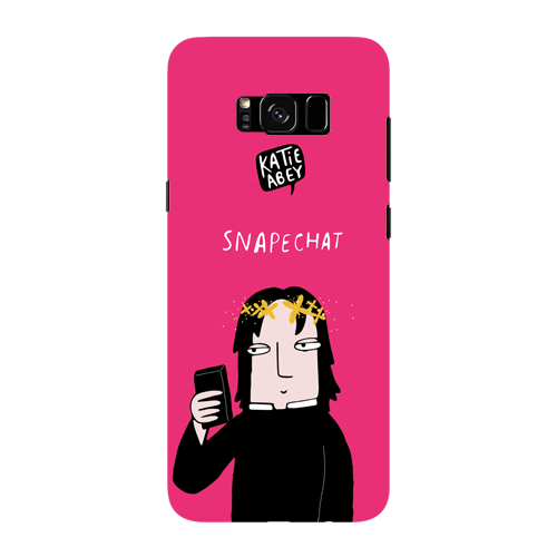 Snapechat - Samsung Galaxy S8 - Phone Cover