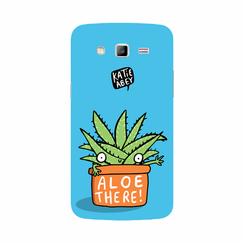 Aloe There - Samsung Galaxy J7 - Phone Cover