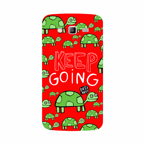 Keep Going - Samsung Galaxy J7 - Phone Cover