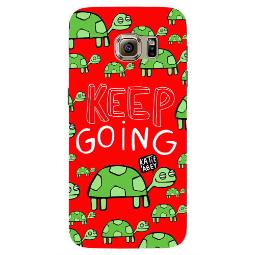 Keep Going - Samsung Galaxy S7 - Phone Cover
