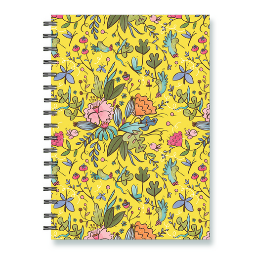 Humming Bird Notebook - Alicia Souza