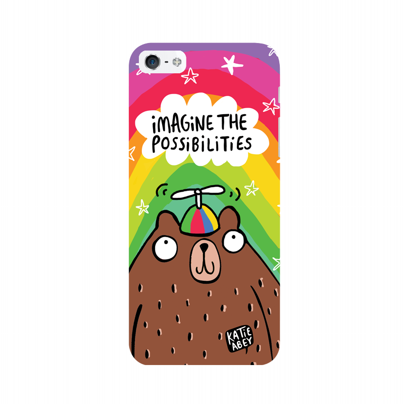 Possibilities - iPhone 5 - Phone Cover
