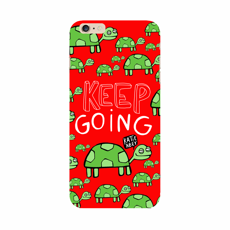 Keep Going - iPhone 6 Plus - Phone Cover