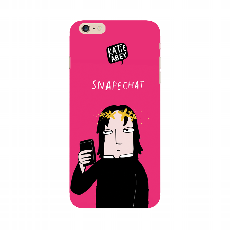 Snapechat - iPhone 6 - Phone Cover