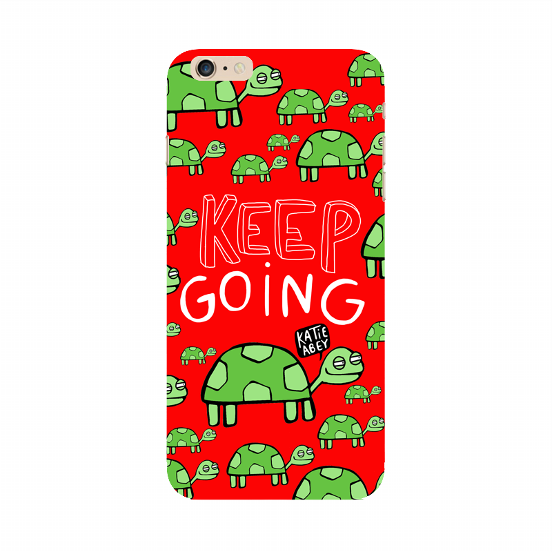 Keep Going - iPhone 6 - Phone Cover