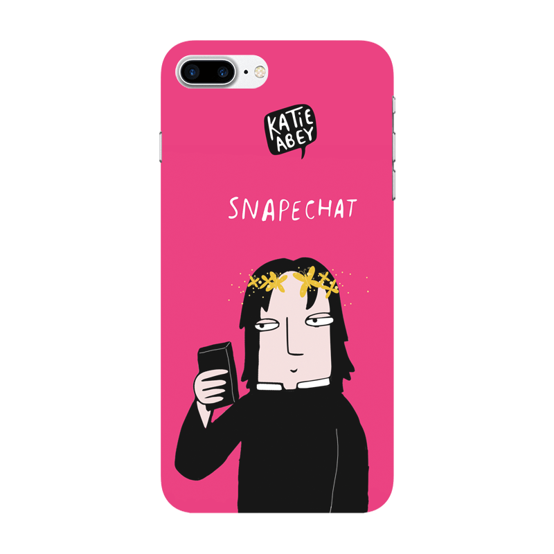 Snapechat - iPhone 7 Plus - Phone Cover