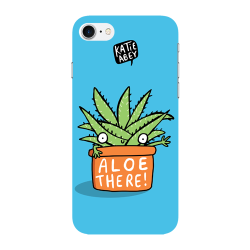 Aloe There - iPhone 8 - Phone Cover