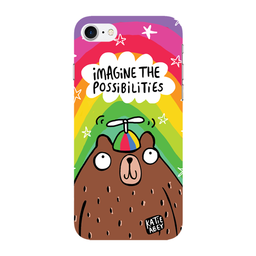 Possibilities - iPhone 8 - Phone Cover