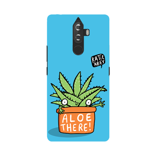 Aloe There - Lenovo K8 Note - Phone Cover