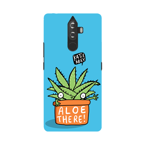 Aloe There - Lenovo K8 Plus - Phone Cover