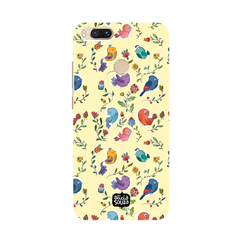 Little Birdie - Xiaomi Mi A1 Phone Cover - Alicia Souza