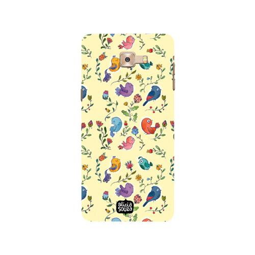 Little Birdie - Samsung Galaxy C9 Pro Phone Cover - Alicia Souza
