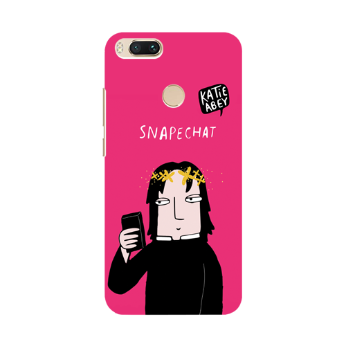 Snapechat - MI A1 - Phone Cover