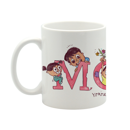 Mom Mug - Alicia Souza