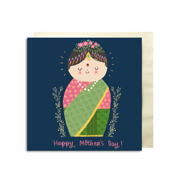 Happy Mother's Day Premium Card - Alicia Souza