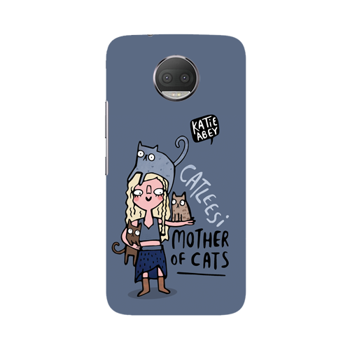 Catleesi - Moto G5s Plus - Phone Cover
