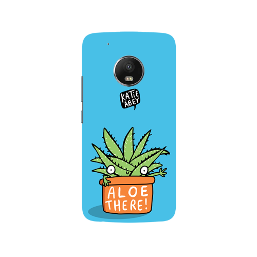 Aloe There - Moto G5 - Phone Cover