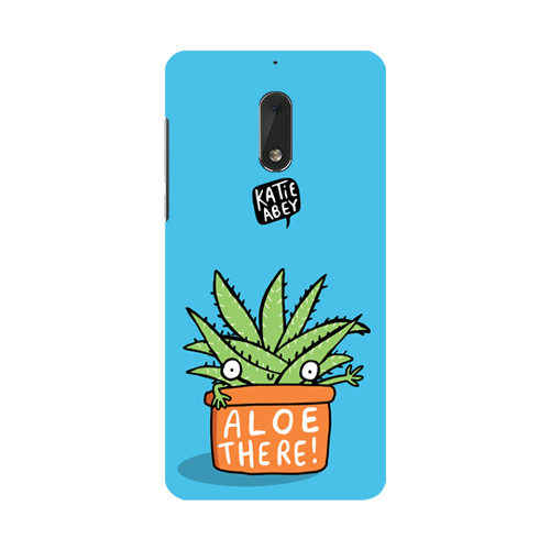 Aloe There - Nokia 6 - Phone Cover