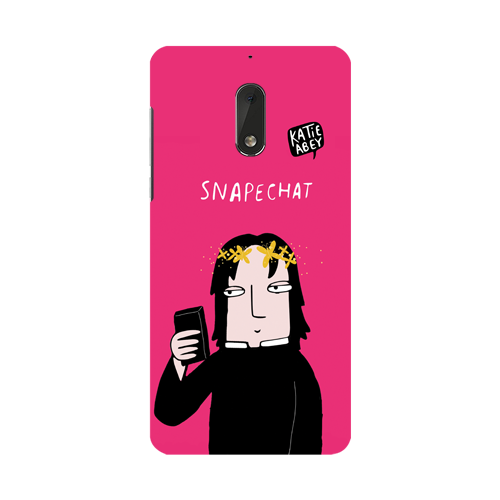 Snapechat - Nokia 6 - Phone Cover