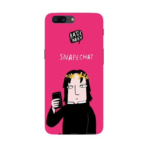 Snapechat - One Plus 5 - Phone Cover