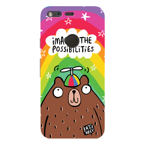 Possibilities - Google Pixel - Phone Cover