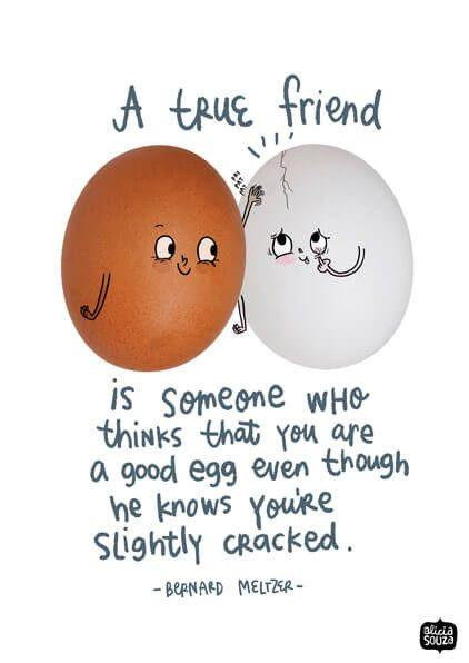 True Friend Decal - Alicia Souza