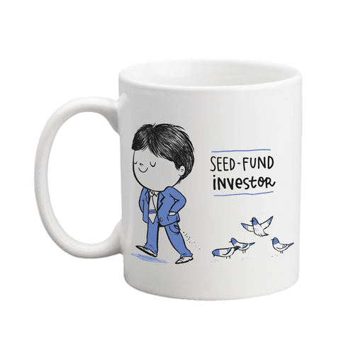 Seed Fund Mug - Alicia Souza