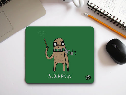 Slotherin Mouse Pad