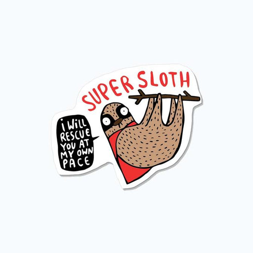 Super Sloth Patch