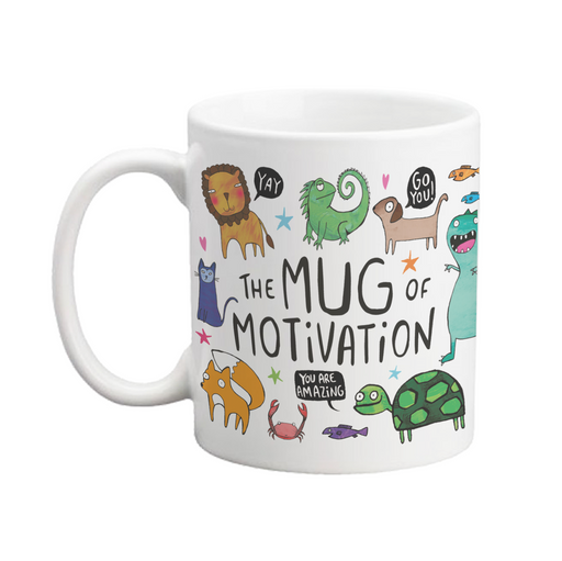 The Mug of Motivation Mug