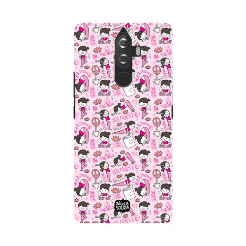 Yoga - Lenovo K8 Note -  Phone Cover - Alicia Souza