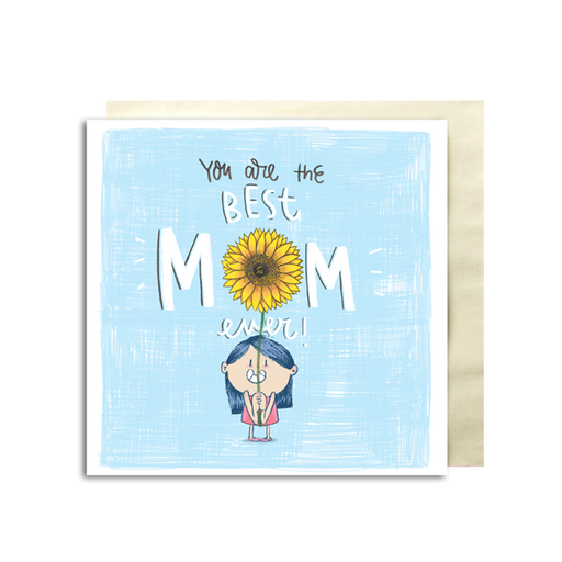 Best Mom Premium Card - Alicia Souza