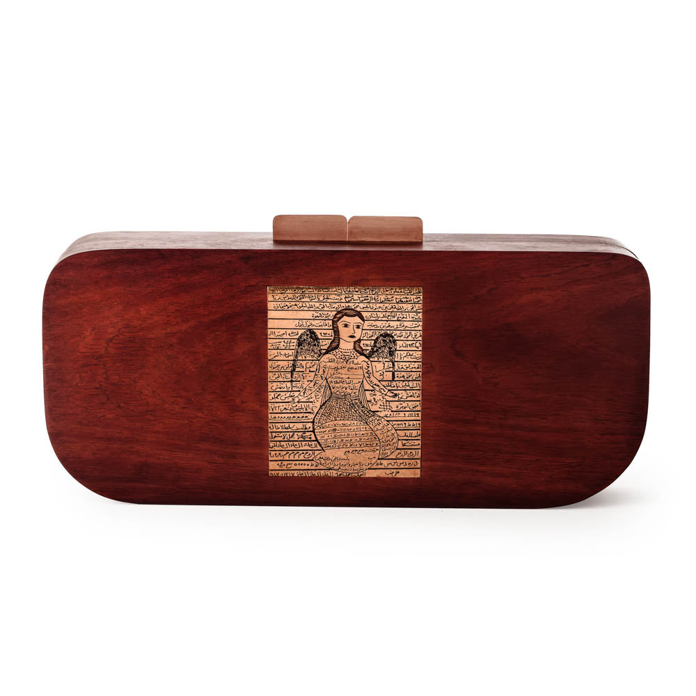 love affair Talisman Clutch