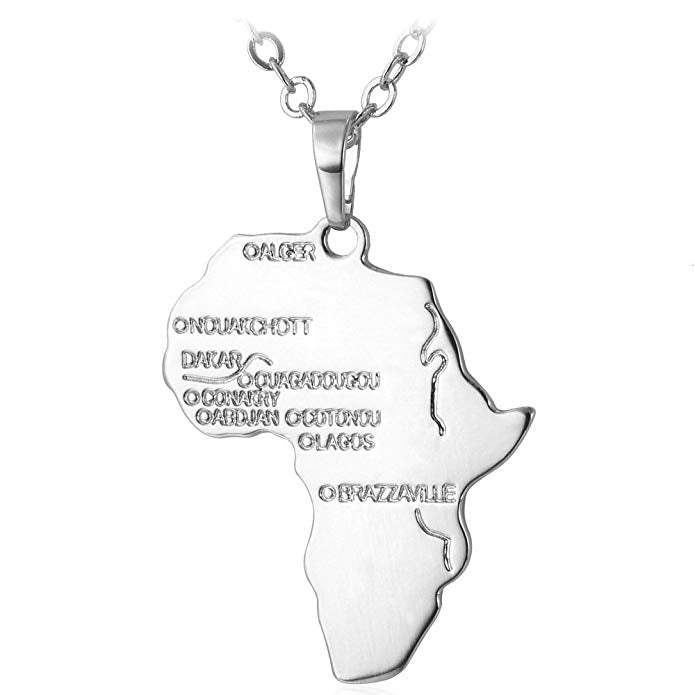AFRICA NECKLACE (BUY 2 GET 1 FREE) - MIANIK