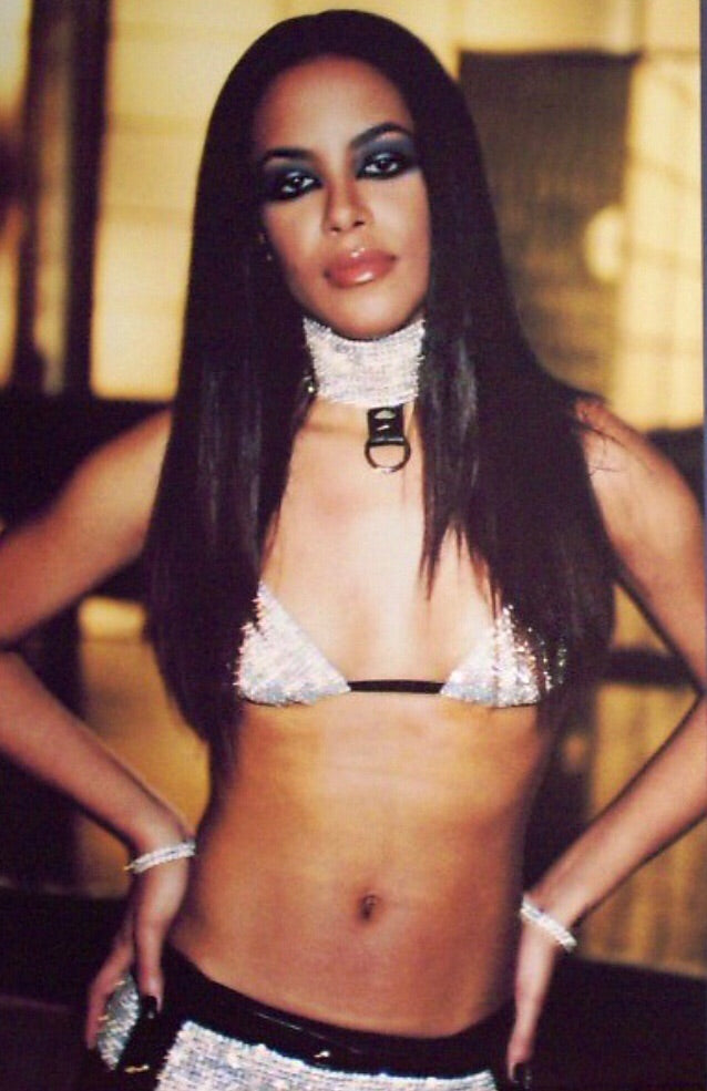 Princess of R&B (try again Aaliyah look)