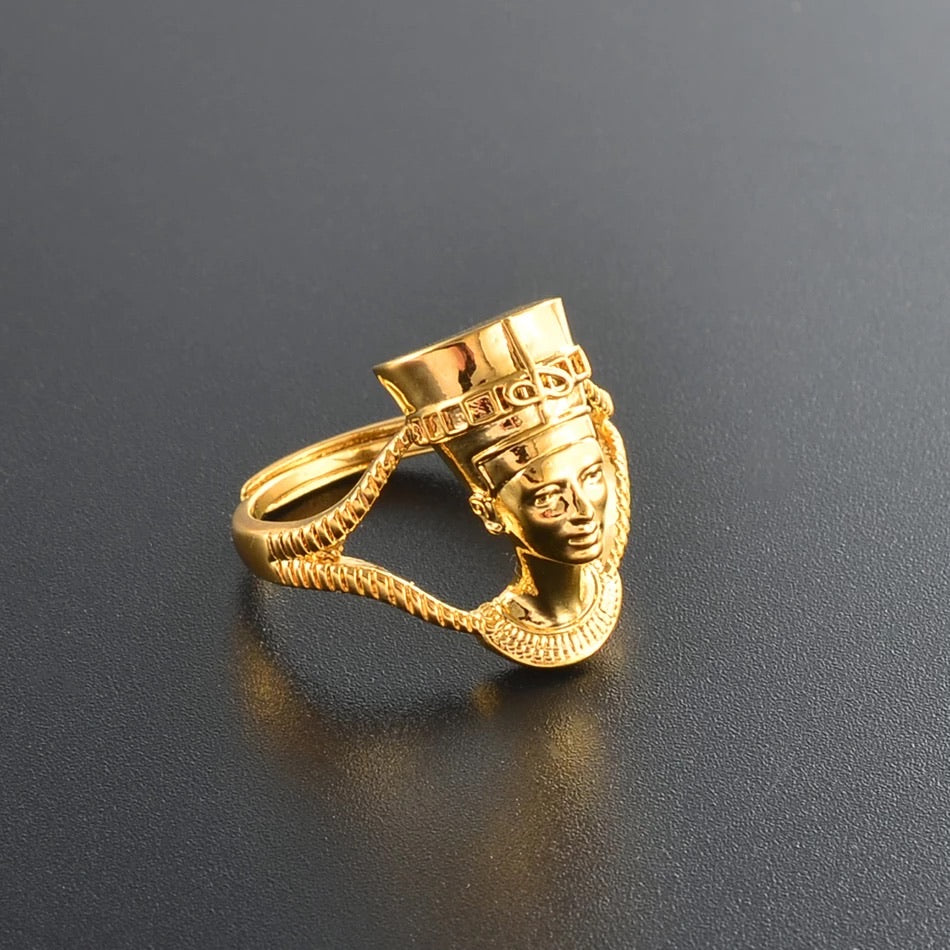 QUEEN NEFERTITI RING