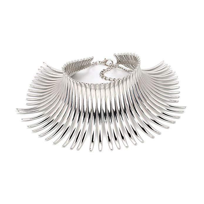 GODDESS (SPIKEY NECKLACE STATEMENT) - MIANIK