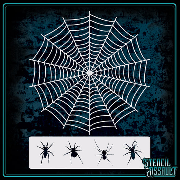 Spiderweb Set #1