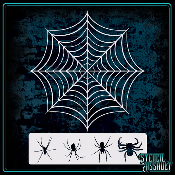 Spiderweb Set #2
