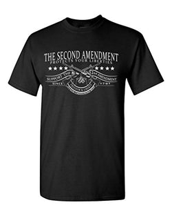 2nd Amendment Gun Rights T-shirt - Mystic Mind Productions